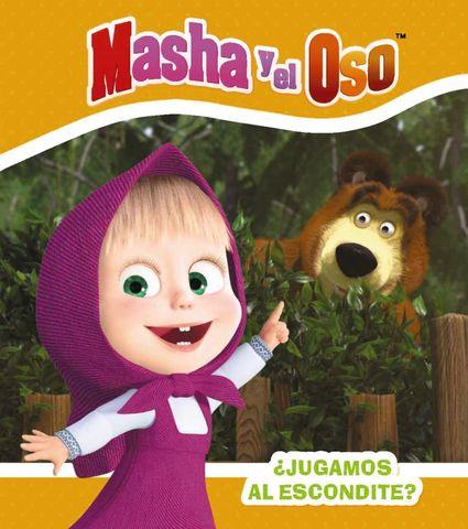 MASHA Y EL OSO ¿ jugamos al escondite ?