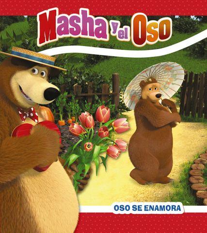 MASHA Y EL OSO oso se enamora