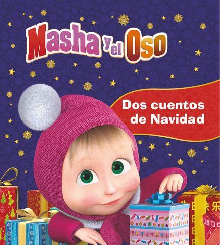 MASHA Y EL OSO dos cuentos de navidad