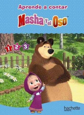 MASHA Y EL OSO aprende a contar