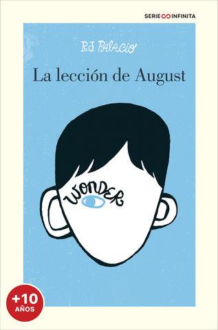 WONDER. LECCION DE AUGUST(serie infinita mas 10 )
