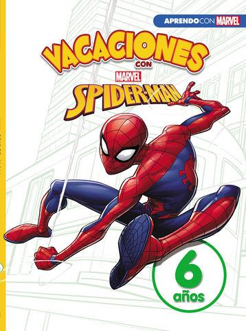 VACACIONES CON SPIDER-MAN. 6 A?OS
