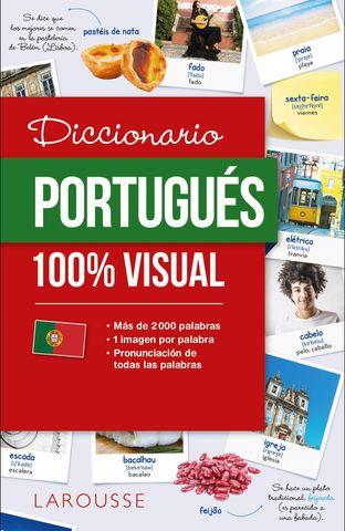 DICCIONARIO PORTUGUES 100%  VISUAL