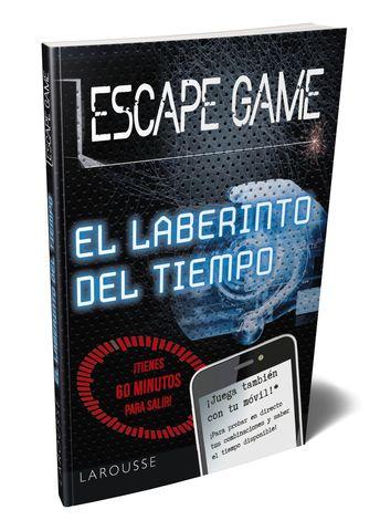 ESCAPE GAME. EL LABERINTO DEL TIEMPO