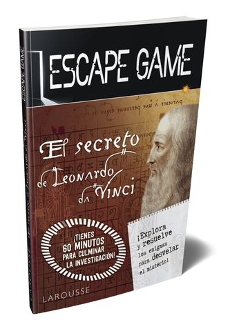 ESCAPE GAME. El secreto leonardo da vinci