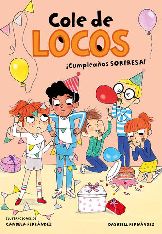 CUMPLEAÑOS SORPRESA COLE DE LOCOS 3