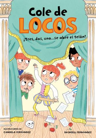TRES DOS UNO SE ABRE EL TELON - COLE DE LOCOS 6