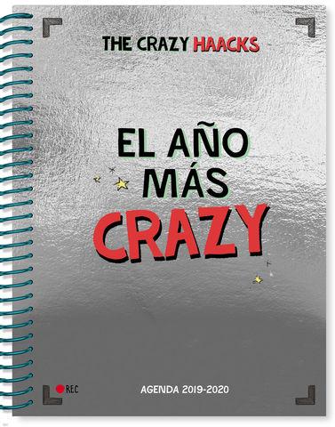 AÑO MAS CRAZY, EL  AGENDA CURSO 2019 2020 THE CRAZY HAACKS