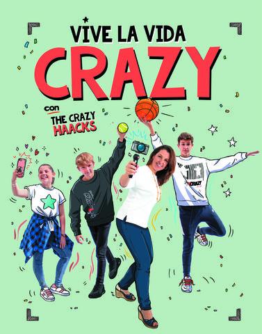 VIVE LA VIDA CRAZY con crazy haacks