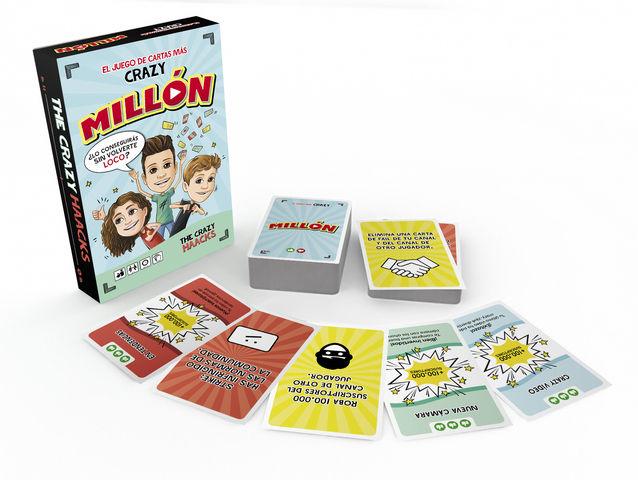 MILLON JUEGO THE CRAZY HAACKS