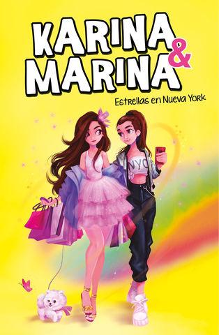 KARINA Y MARINA Nº3  ESTRELLAS EN NUEVA YORK