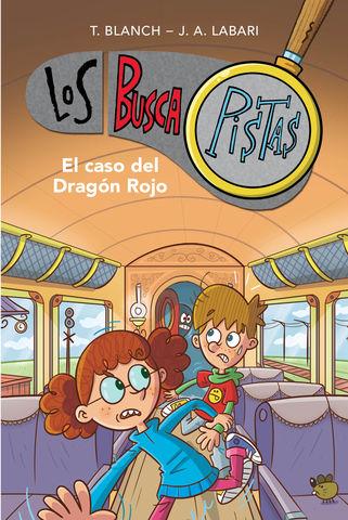 BUSCAPISTAS nº11 el caso del dragon rojo