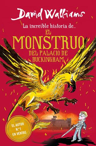 MONSTRUO DEL BUCKINGHAM PALACE,EL