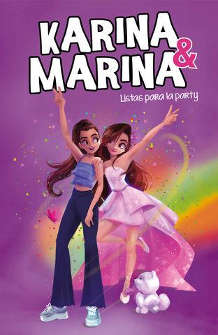 KARINA Y MARINA nº 4 listas para la party