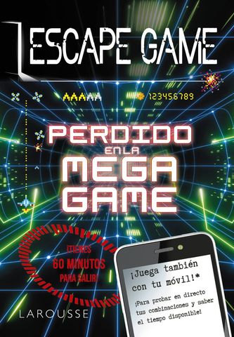 ESCAPE GAME perdido en la mega game