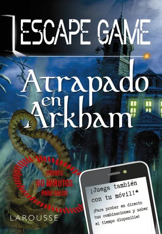 ESCAPE GAME atrapado en arkhan