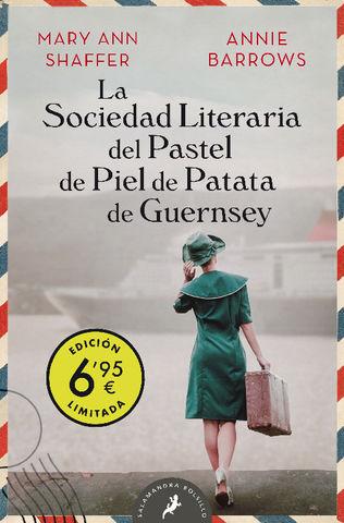 SOCIEDAD LITERARIA DEL PASTEL DE PIEL DE PATATA DE GUERNSEY, LAL