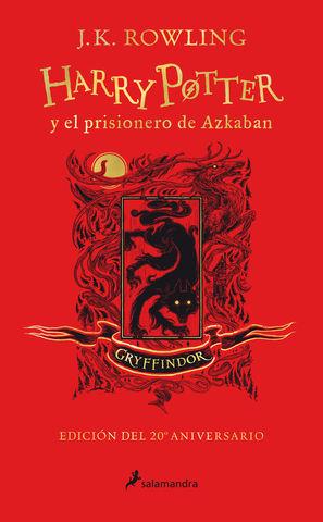 HP3-PRISIONERO DE AZKABA(TD)(20ANIV.GRY)