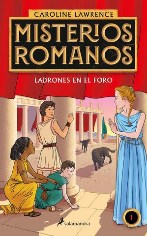 MISTERIOS ROMANOS Nº1 ladrones en el foro
