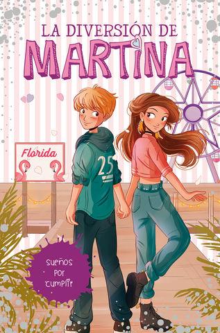 DIVERSION DE MARTINA Nº10 sueños por cumplir