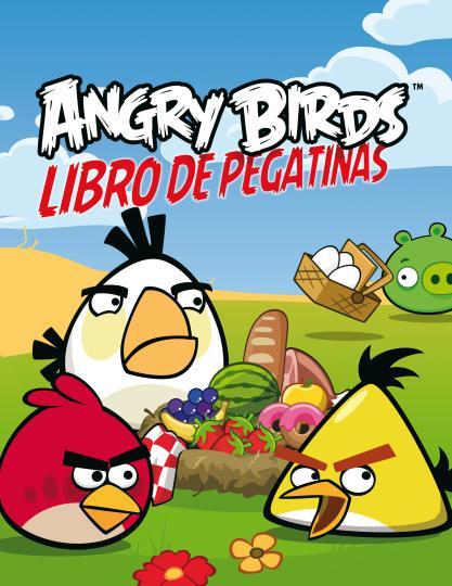ANGRY BIRDS - Pegatinas