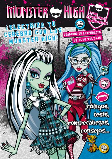 ELECTRIZA TU CEREBRO - Monster High