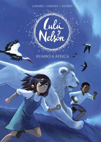 LULU Y NELSON rumbo a africa