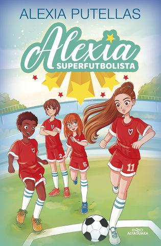 ALEXIA SUPERFUTBOLISTA