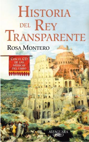 HISTORIA DEL REY TRANSPARENTE + CD - Tapa Cartòn