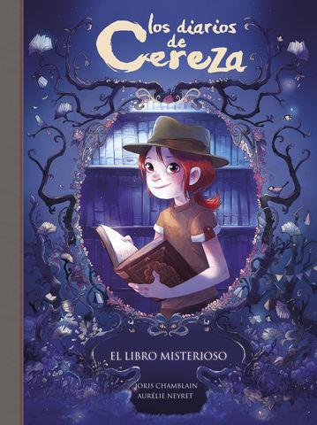 LIBRO MISTERIOSO, EL - Los Diarios de Cereza