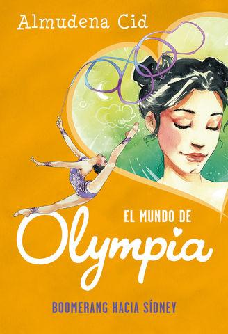 MUNDO DE OLYMPO Nº3. BOOMERANG HACIA SIDN