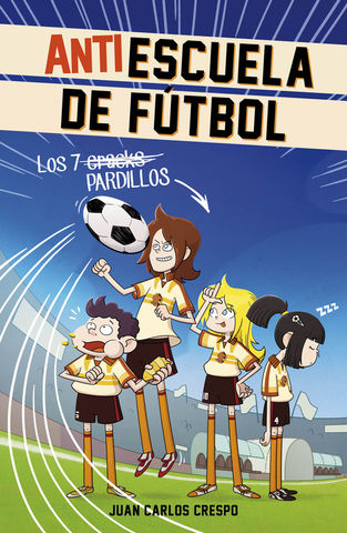 ANTIESCUELA DE FUTBOL 1 LOS CRACKS