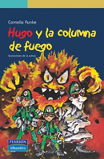 HUGO Y LA COLUMNA DE FUEGO