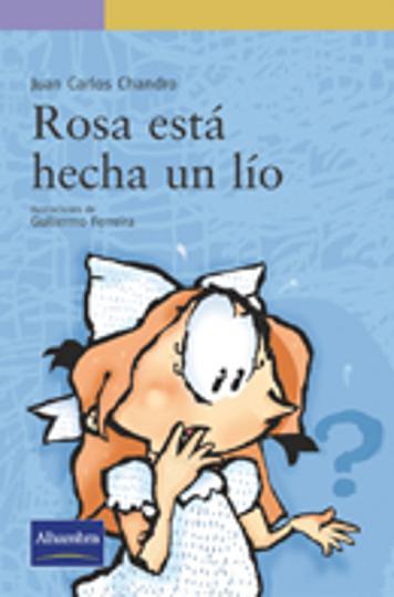 ROSA ESTA HECHA UN LIO