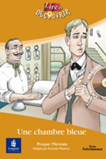 CHAMBRE BLEUE, UNE Pack CD - 5 Perfectionnement Lire et Découvrir