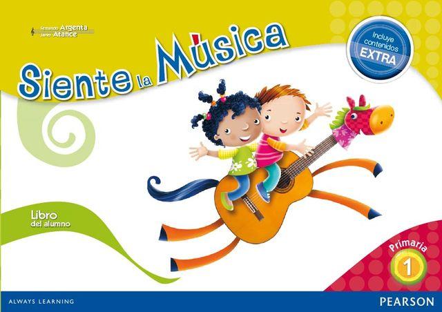 SIENTE LA MUSICA 1 PRIM