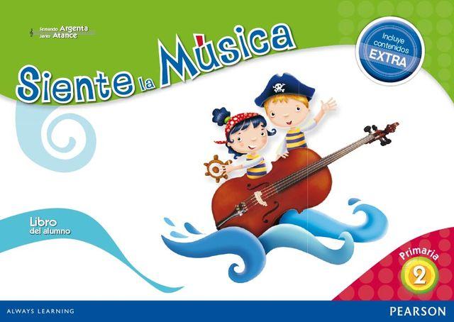 SIENTE LA MUSICA 2 PRIM