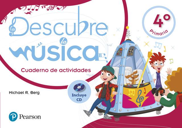 MUSICA 4º PRIMARIA DESCUBRE LA MÚSICA PRIMARIA