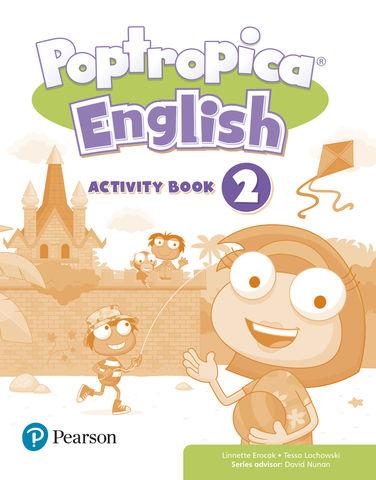 POPTROPICA 2 English  Activity  Book