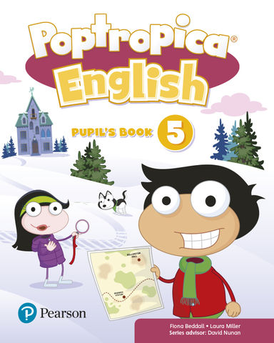 POPTROPICA 5 Pupil´s Book