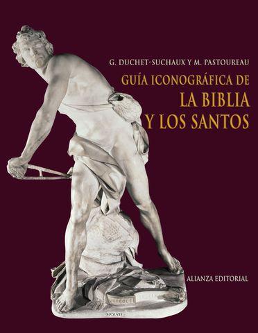 GUIA ICONOGRAFIA DE LA BIBLIA Y LOS SANTOS