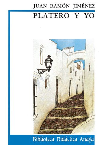 PLATERO Y YO nº10 ( biblioteca didactica )