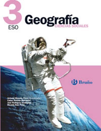 GEOGRAFIA  - CIENCIAS SOCIALES 3º ESO Anaya Canarias