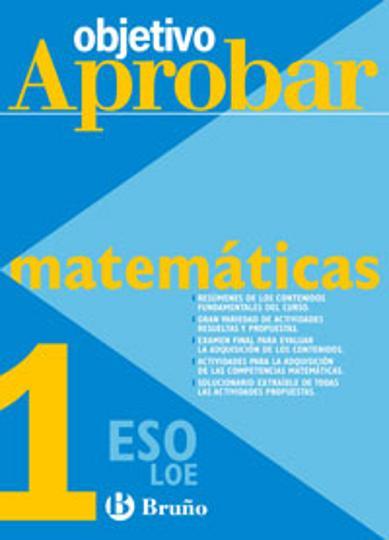 OBJETIVO APROBAR MATEMÁTICAS 1º ESO
