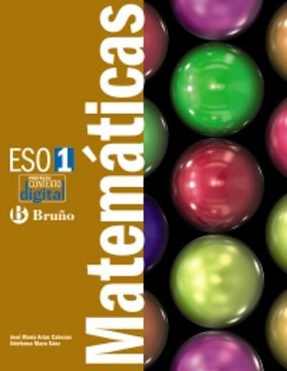 MATEMATICAS 1º ESO (Contexto Digital)