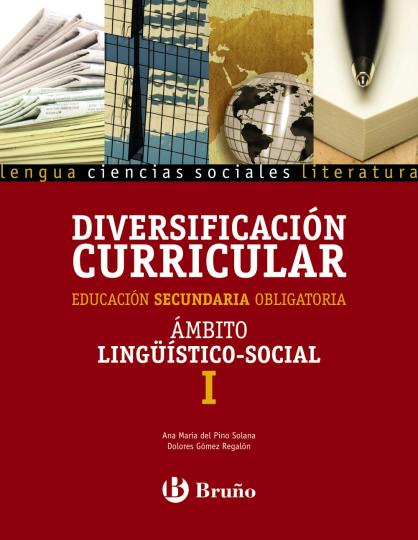 DIVERSIFICACIÓN CURRICULAR AMBITO LINGÜISTICO - SOCIAL ESO