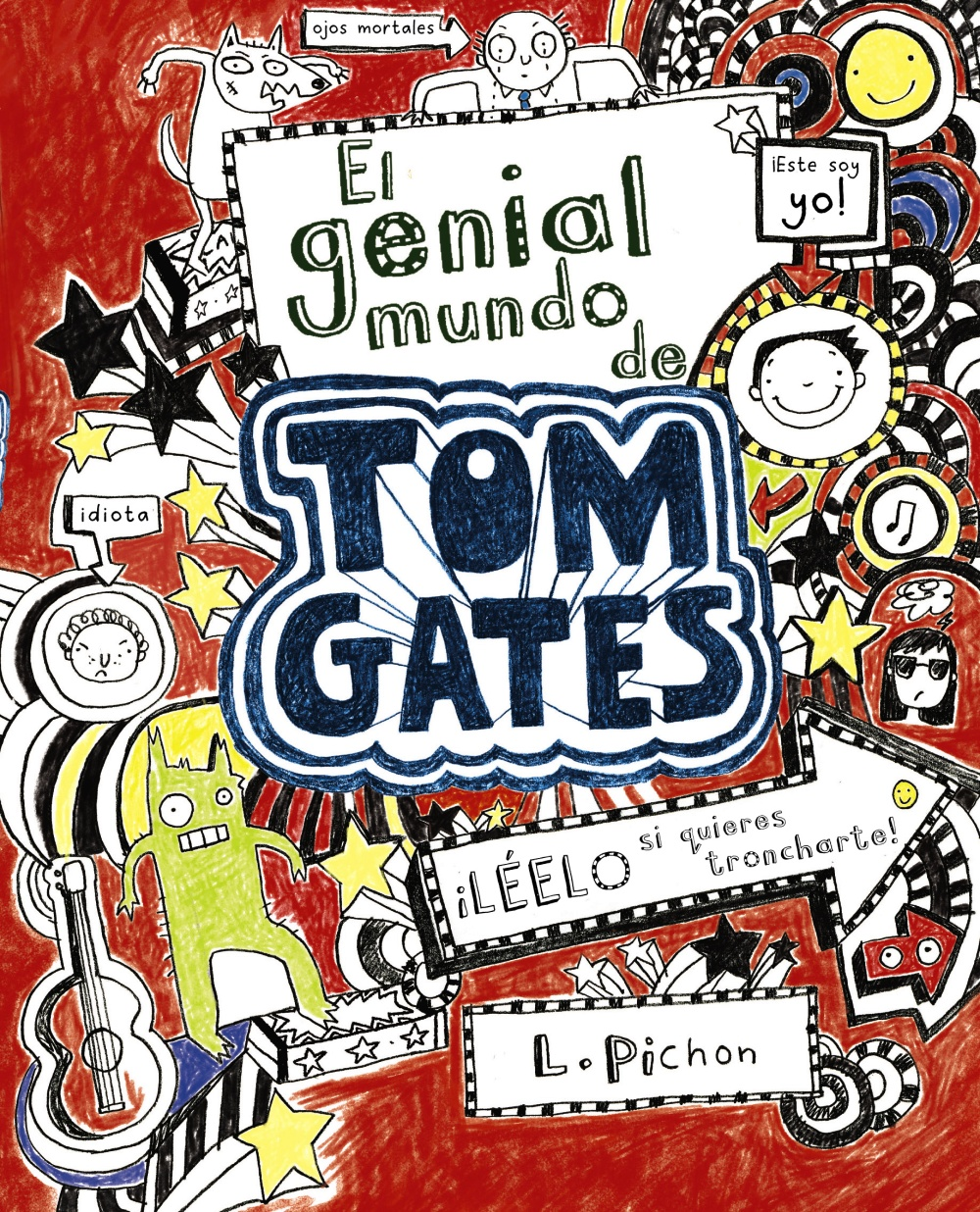 TOM GATES 1: EL GENIAL MUNDO DE TOM GATES