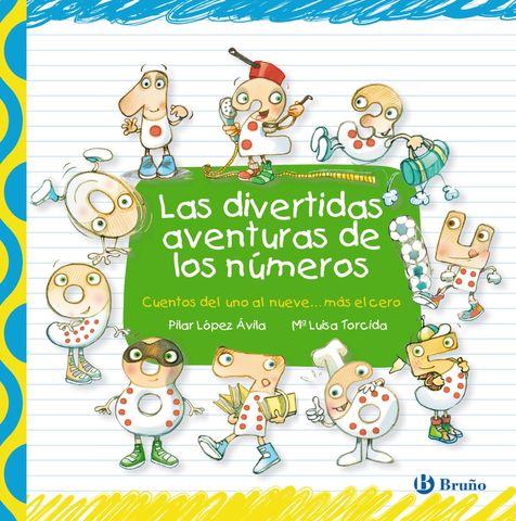 DIVERTIDAS AVENTURAS DE LOS NUMEROS, LAS
