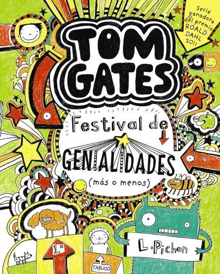 TOM GATES 3: FESTIVAL DE GENIALIDADES (MÁS O MENOS)