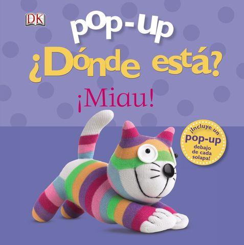 DONDE ESTA MIAU  pop-up